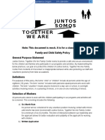 juntos somos family safety