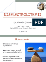 Curs Diselectrolitemii