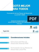 Presentacioin Pdl 2017 - 2020-Sdp