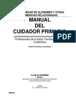 Enfermedad de Alzheimer y otras demencias relacionadas - Manual del cuidador primario.pdf