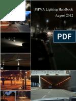 FHWA Lighting Handbook August 2012