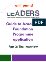 Leaders Guide to AFP Applications 2-2