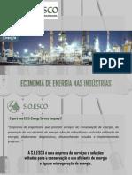 S.O.ESCO - Oportunidades de Eficiência Energética na Indústria