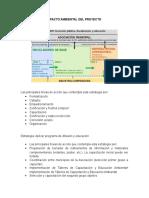 Factibilidad e Impacto Ambiental Del Proyecto