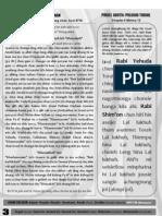 קול השופר עלון מספר 75 פרשת במדבר ב סיוון מו לעומר תשע עמודים 3 ו4