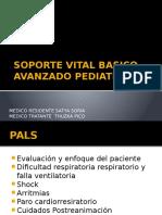 Soporte Vital Basico Avanzado Pediatrico