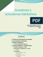 JM Martin Chaves-Accionadores y actuadores hidraulicos.ppt