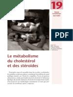 Itm0096 Extrait 2 - Le Metabolisme Du Cholesterol