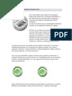 Certificados de Industria Limpia