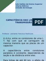 Material 04 - Capacitância de LT