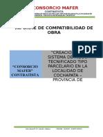 Informe de Compatibilidad Def