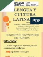 1ros Temas Latin II