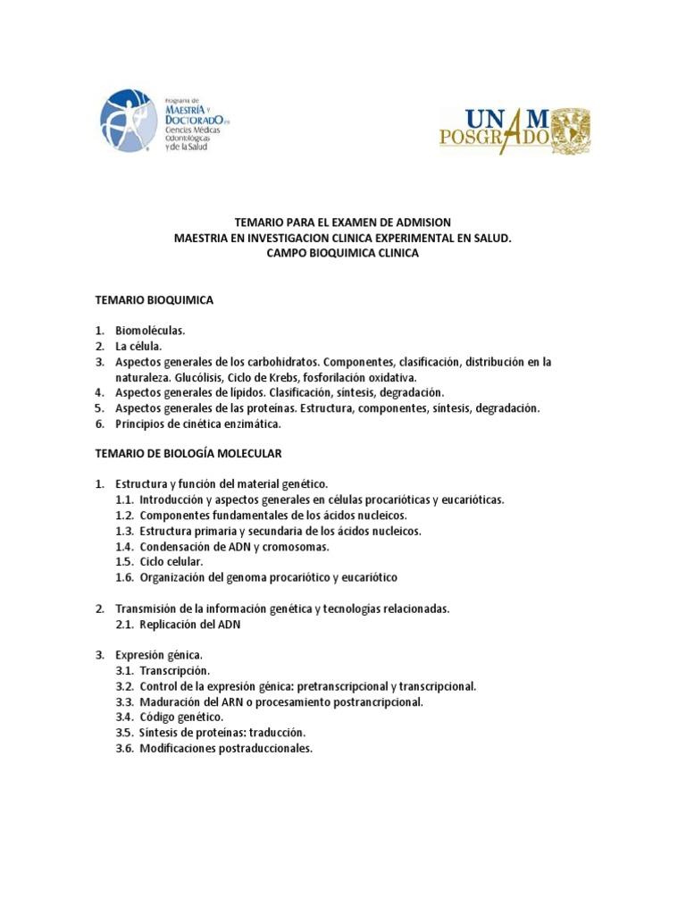 examen de carbohidratos lipidos y proteinas pdf
