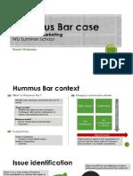 Hummus Bar Case Resolution