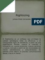 #6Rightsizing