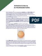 Introduccion Al Electromagnetismo