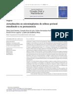 Actualización en Microimplantes de Relleno Perioral