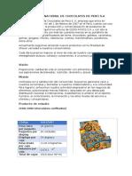 Compañía Nacional de Chocolates de Perú S