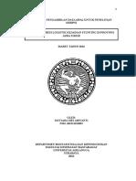 Proposal Pengambilan Data Awal Stunting Jatim