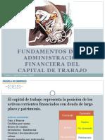 Presentaciós Capital de Trabajo Escuela de Comercio