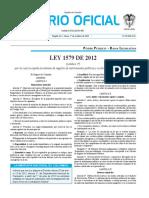 48570 ley 1579 de 2012