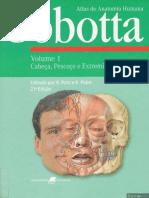 Atlas de Anatomia Humana Sobotta Vol 1