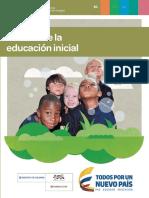 20 El Sentido de La Educación Inicial