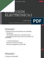1. Introducción Inyeccion Electrónica i