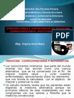Clase 5 Medicina Complementaria,Holistica