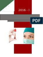 Informe Analisis Amilasa en Sangre