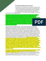 edfd452 individual teaching philosophy research essay