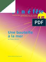 CINEFETE15 Dossier UneBouteilleALaMer