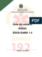 Guia Esussamu v 1 4 Radio