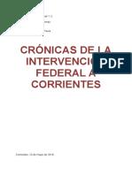 """""""Intervencion Federal a Corrientes"""""""
