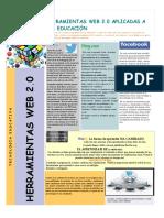 reportaje 4 herramientas web 2 0