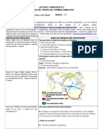 WEBQUEST N.3. (TEORÍAS DEL ORIGEN DEL HOMBRE AMERICANO)