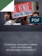 Reflexión sobre la Reforma Educativa Chilena del 2014