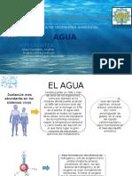 El Agua Bioquimica