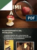 Bulimia - Power Point