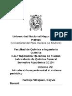 QuímicaGeneral_Laboratorio_Informe2_SistemaPeriódico.docx
