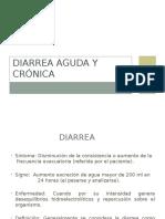 Diarrea Aguda y Cronica Parcial