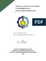 Uji Distribusi Data Menggunakan Software Easy Fit