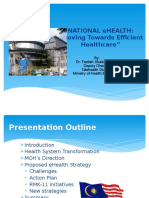 National EHealth Dec14