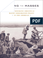 Culling the Masses- Democratic Origins of Racist Immigration Policy Americas
