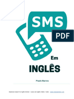Abreviações de SMS