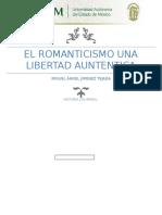 Historia Del Arte Romanticismo Chr