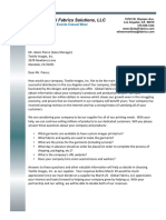 information request letter engl