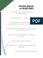 Ensayo Formulacion y Evaluacion de Proyectos