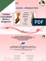 Presentacion de proyecto de zapateria