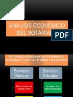 Análisis Económico Del Notariado